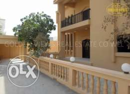 4 Bedrooms specious semi furnished villa for rent with garden
