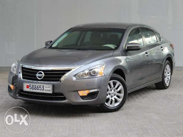 Nissan Altima 2016 Grey For للبيع
