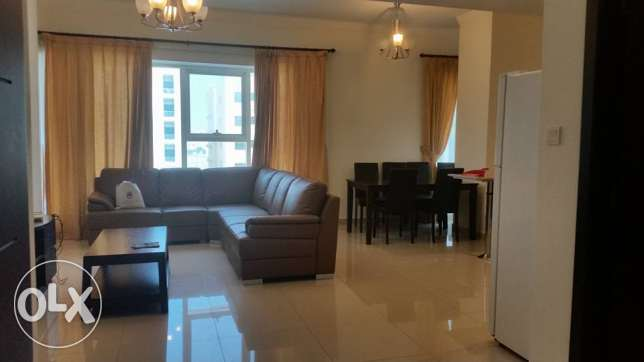 fully furnished apartment in zinj