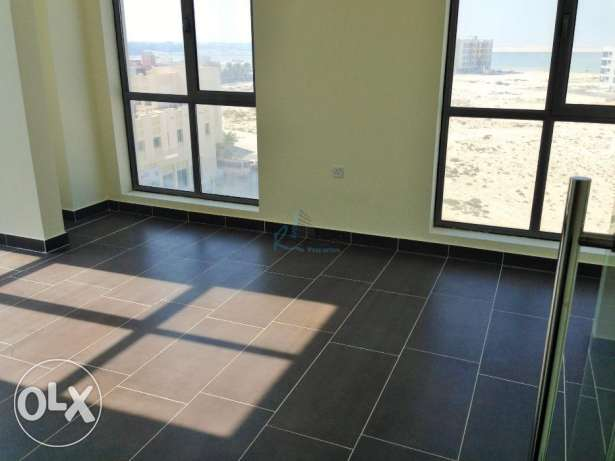 An open-floor plan Office Space for rent at Seef السيف -  5