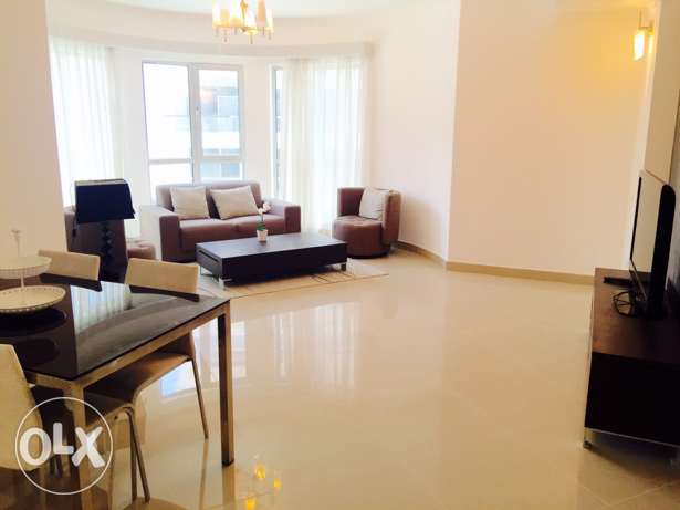 Two Bedrooms apartment Fully Furnished.