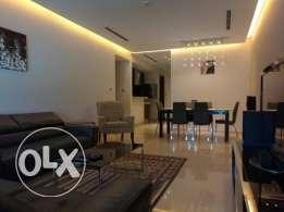 Fully furnished with best view Apartment for rent at Reef Island