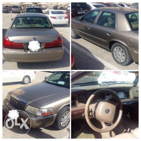 ford Grand marquis 2003