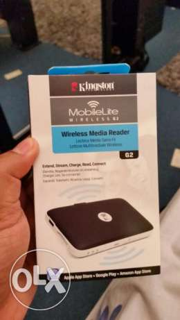 Mobilelite Wireless g2 KINGSTON 5 in 1