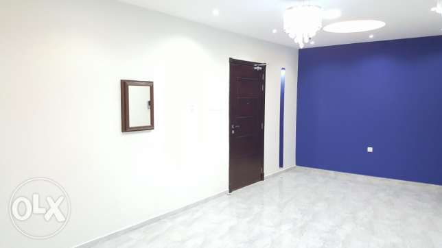 In new hidd; 2 BHK flat with split Ac and nice balcony