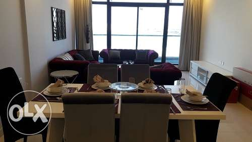 2 bedroom penthouse for sale in Amwaj in a brand new Building 140K