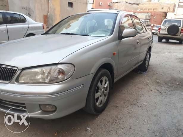 Nissan sunny good condition one year passing