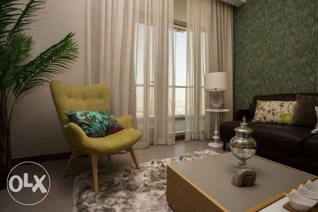 Wonderful,sea view apartment for sale in Seef area
