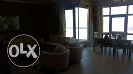 Sea view 3 Bedrooms flat in Juffer