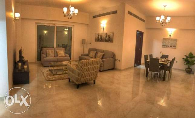 New apartment in Juffair for RENT only 650, live where you work & play