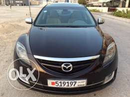 For Sale 2009 Mazda 6 Ultra Bahrain Agency