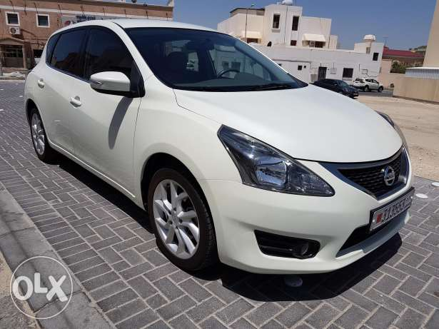 Nissan Tiida 1.8L SL top model no 1 under warranty for sale
