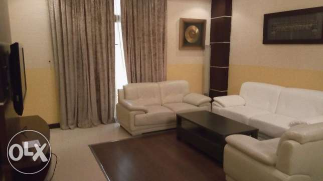 2 BR Fully Furnished Apartment in Seef in Nice Building