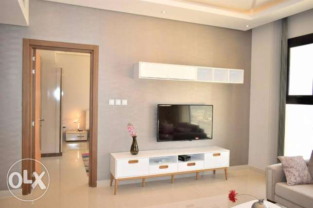 A High - Excellent Furnished Flat In Amwaj (Ref No: 54AJSH)