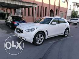 Infiniti FX35 2011 Full Agent Maintained Single Owner