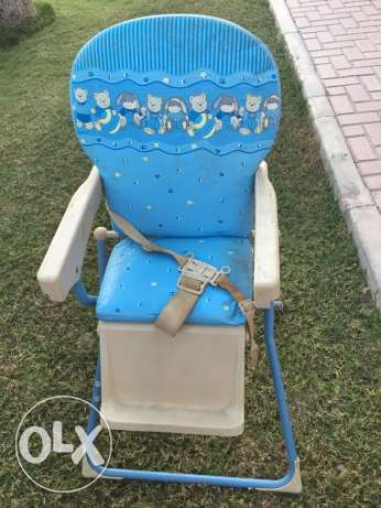 baby chair 5 bd