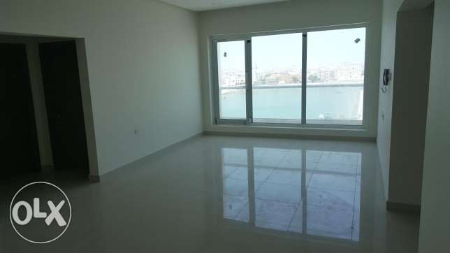 Hidd: 2 bedroom plus maid room seaview apartment for rent
