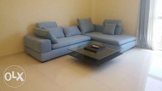 2 Bed Rooms Fully Furnished Apartment in Um Al Hassam