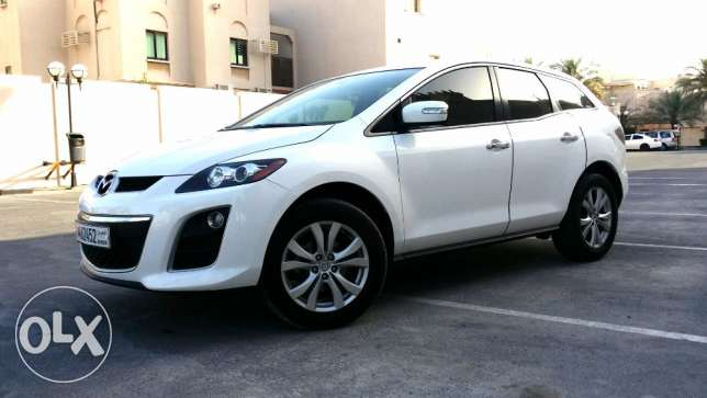 Mazda cx7 2011 full option