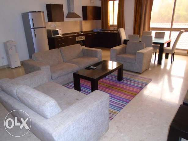 2 Bedroom f/furnished Apartment incl in Adliya