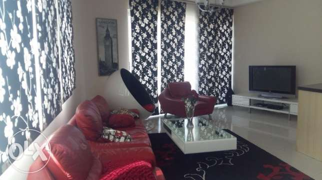 For rent 1 Bedroom apartment with modern furniture full furnished