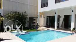 for sale modern villa with pool janabiya