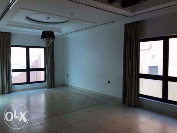 3 bedrooms semi furnished big apartment for rent in new hidd