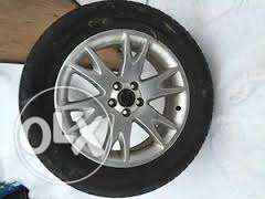Volvo XC90 - rims spare tire and engine spare parts