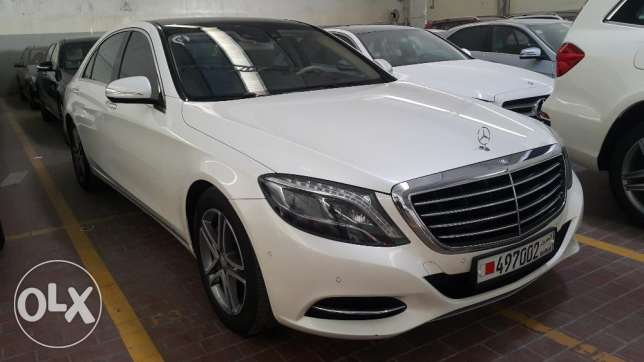 Agency maintained S Class, In excellent condition!! for immediate sale المنامة -  1