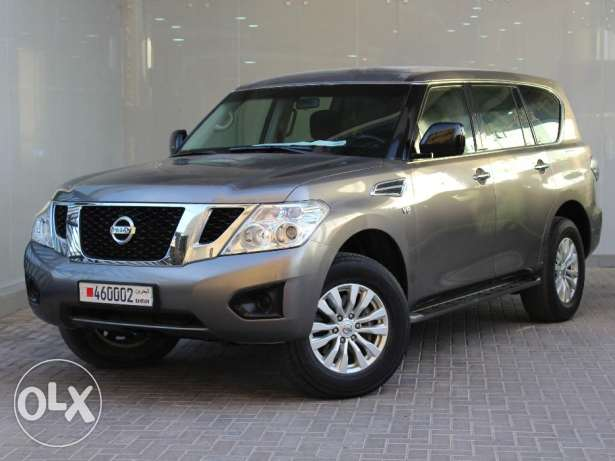 Nissan Patrol SE V8 2015 Grey For Sale