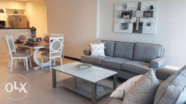 Modern 3 (+1) bedrooms apartment in Reef island .