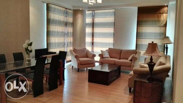 two bedrooms fully furnished sea and city view for rent