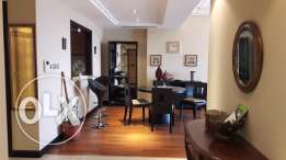 ravishing 2 Br full furnish apt for sale in Abraj AlLulu BD.87K