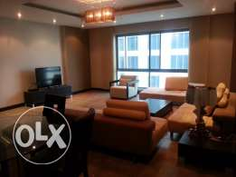 Luxurious 2 Bed room apartment with decent furniture fully furnished