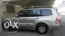 Mitsubishi pajero Very clean full option accident free