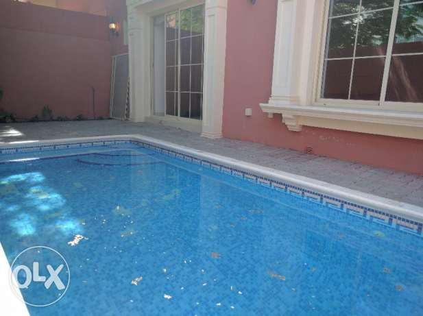 Fully furnished villa with private pool,grym - all inclusive
