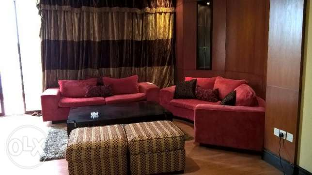 2 bedroom furnished pent house apartment for rent at Juffair