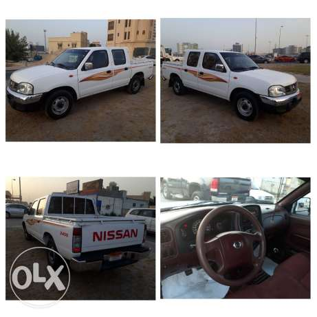 Nissan pickup Good condition