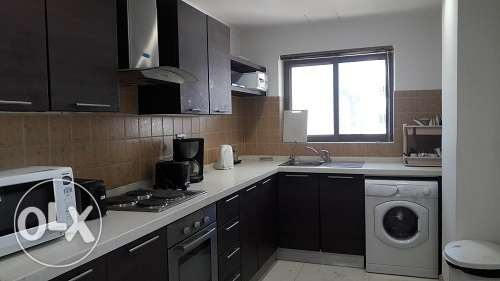 Beautiful 3 bedroom fully furnish apmt for rent in Seef BD. 650/Month