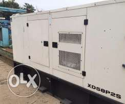 Generator 400 Kva (FG Wilson) 2011 Model Just (1700 running hrs)