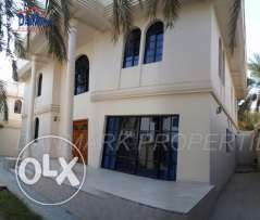 4 Bedroom SEMI Furnished 2 Storey PRIVATE Villa for rent in Adliya.