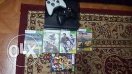 For Sale Xbox 360 With Kinect In Excellent Condition