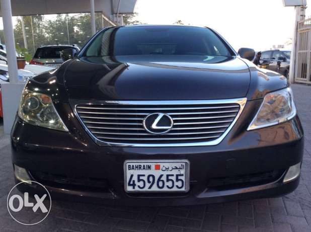 For Sale 2007 Lexus LS460 Bahrain Agency