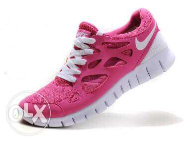 Nike available in 4 colours