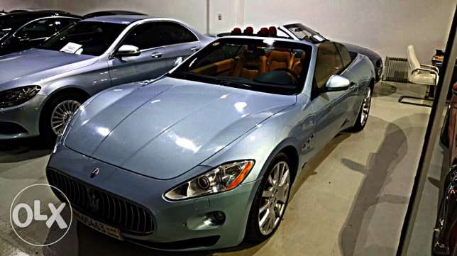 Maserati GranCabrio 2 years warranty 16000 km only