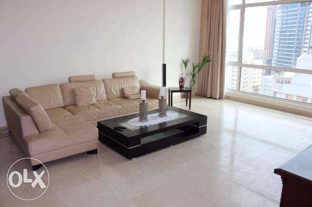 4 RENT 2 bedroom flat fully furnished in Juffair
