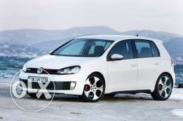 wanted Golf Gti (2012) price: 4.500