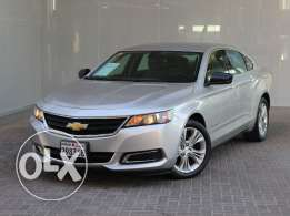 Chevrolet Impala 3.6L V6 LS 2014 Silver For Sale