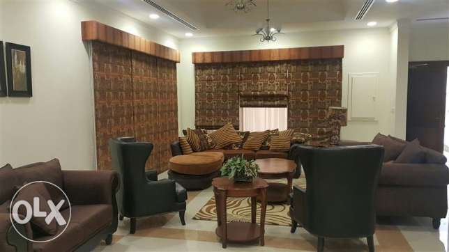 SRA39 4br Fully Furnished Villa with private pool for rent at Saar