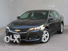 chevrolet Impala 3.6L V6 LT grey 2015 for sale